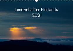 Landschaften Finnlands (Wandkalender 2021 DIN A3 quer) von www.sojombo.de
