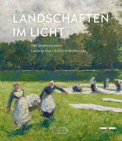 Landschaften im Licht von Holsing,  Henrike, Wendermann,  Gerda