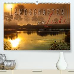 Landschaften im Licht – malerisch und verzaubernd (Premium, hochwertiger DIN A2 Wandkalender 2020, Kunstdruck in Hochglanz) von Roder,  Peter