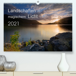 Landschaften im magischen LichtCH-Version (Premium, hochwertiger DIN A2 Wandkalender 2021, Kunstdruck in Hochglanz) von Müller,  Chris