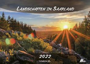 Landschaften Im Saarland 2022 von Grub,  Andreas, Petry,  Melanie