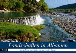 Landschaften in Albanien (Wandkalender 2020 DIN A3 quer) von Scholz,  Frauke