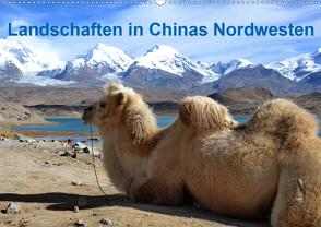 Landschaften in Chinas Nordwesten (Wandkalender 2020 DIN A2 quer) von Lindner,  Ulrike