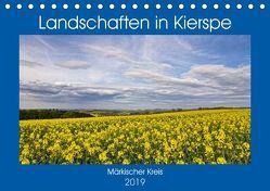 Landschaften in Kierspe (Tischkalender 2019 DIN A5 quer) von / Detlef Thiemann,  DT-Fotografie