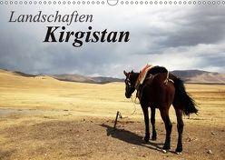 Landschaften Kirgistan (Wandkalender 2018 DIN A3 quer) von Lochner,  Adriane
