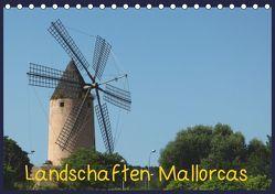 Landschaften Mallorcas (Tischkalender 2019 DIN A5 quer) von Dürr,  Brigitte