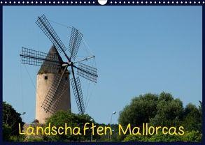 Landschaften Mallorcas (Wandkalender 2018 DIN A3 quer) von Dürr,  Brigitte