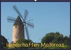 Landschaften Mallorcas (Wandkalender 2019 DIN A2 quer) von Dürr,  Brigitte