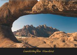 Landschaften Namibias (Wandkalender 2019 DIN A2 quer) von Scholz,  Frauke