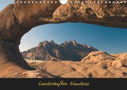 Landschaften Namibias (Wandkalender 2019 DIN A4 quer) von Scholz,  Frauke
