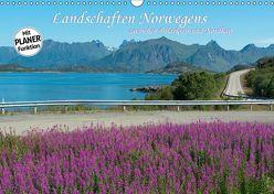 Landschaften Norwegens zwischen Polarkreis und Nordkap (Wandkalender 2019 DIN A3 quer) von Koch,  Hermann