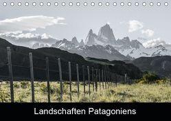 Landschaften PatagoniensAT-Version (Tischkalender 2019 DIN A5 quer) von Brunner,  Stefan