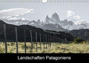 Landschaften PatagoniensAT-Version (Wandkalender 2018 DIN A4 quer) von Brunner,  Stefan