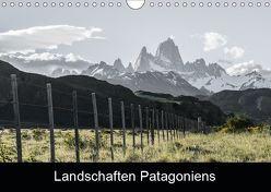 Landschaften PatagoniensAT-Version (Wandkalender 2019 DIN A4 quer) von Brunner,  Stefan