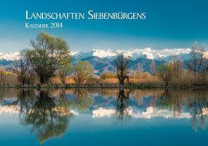 Landschaften Siebenbürgens 2014 von Eichler,  Martin