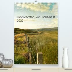Landschaften, von Licht erfüllt (Premium, hochwertiger DIN A2 Wandkalender 2020, Kunstdruck in Hochglanz) von Brooks-Dammann,  Susan