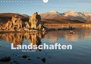 Landschaften (Wandkalender 2018 DIN A4 quer) von Schickert,  Peter