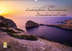 Landschaftliche Impressionen aus Deutschland und Europa (Wandkalender 2019 DIN A2 quer) von Peters,  Reemt