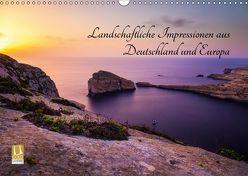 Landschaftliche Impressionen aus Deutschland und Europa (Wandkalender 2019 DIN A3 quer) von Peters,  Reemt