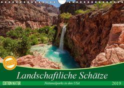 Landschaftliche Schätze (Wandkalender 2019 DIN A4 quer) von Leitz,  Patrick