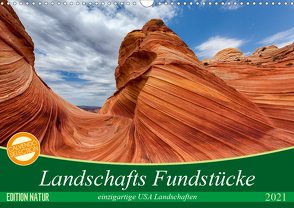 Landschafts Fundstücke (Wandkalender 2021 DIN A3 quer) von Leitz,  Patrick
