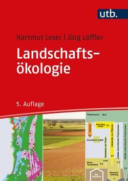 Landschaftsökologie von Leser,  Hartmut, Löffler,  Jörg