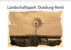 Landschaftspark Duisburg-Nord (Wandkalender 2020 DIN A3 quer) von VB-Bildermacher
