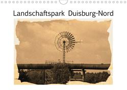 Landschaftspark Duisburg-Nord (Wandkalender 2020 DIN A4 quer) von VB-Bildermacher