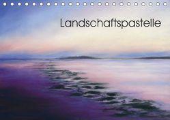 Landschaftspastelle (Tischkalender 2019 DIN A5 quer) von Krause,  Jitka