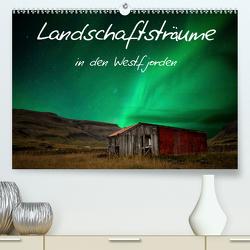Landschaftsträume in den Westfjorden (Premium, hochwertiger DIN A2 Wandkalender 2020, Kunstdruck in Hochglanz) von Gerken,  Klaus