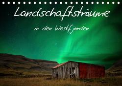 Landschaftsträume in den Westfjorden (Tischkalender 2019 DIN A5 quer) von Gerken,  Klaus