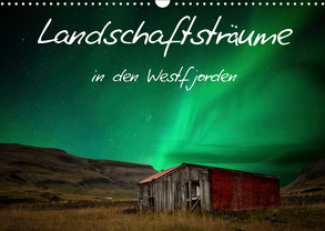 Landschaftsträume in den Westfjorden (Wandkalender 2019 DIN A3 quer) von Gerken,  Klaus