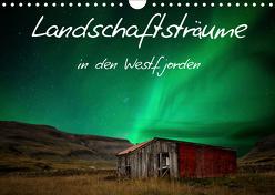 Landschaftsträume in den Westfjorden (Wandkalender 2019 DIN A4 quer) von Gerken,  Klaus