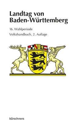 Landtag von Baden-Württtemberg 16. Wahlperiode von Holzapfel,  Andreas