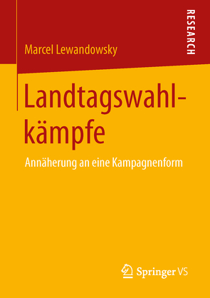 Landtagswahlkämpfe von Lewandowsky,  Marcel