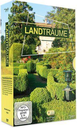 Landträume 1 von Hanke,  Sabine, Preusse,  Holger