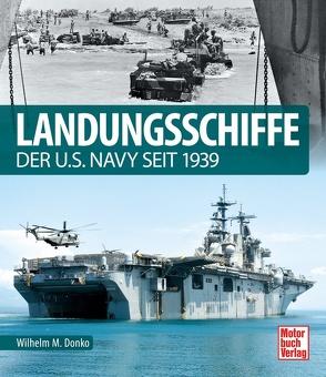 Landungsschiffe von Donko,  Wilhelm Maximilian