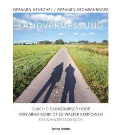 Landvermessung von Henschel,  Gerhard, Kromschröder,  Gerhard