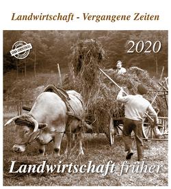 Landwirtschaft früher 2020