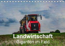 Landwirtschaft – Giganten im Feld (Tischkalender 2020 DIN A5 quer) von Witt,  Simon