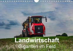 Landwirtschaft – Giganten im Feld (Wandkalender 2020 DIN A4 quer) von Witt,  Simon