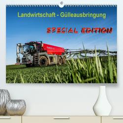 Landwirtschaft – Gülleausbringung (Premium, hochwertiger DIN A2 Wandkalender 2020, Kunstdruck in Hochglanz) von Witt,  Simon