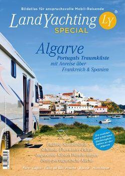 LandYachting Bildatlas für anspruchsvolle Mobilreisende • Portugal·Algarve von Eisele,  Gerti, Kase,  Jorg