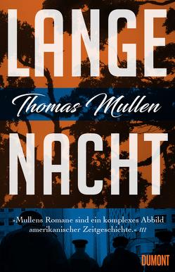 Lange Nacht (Darktown 3) von Mayer,  Berni, Mullen,  Thomas