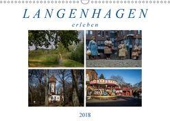 Langenhagen erleben (Wandkalender 2018 DIN A3 quer) von SchnelleWelten,  k.A.