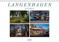 Langenhagen erleben (Wandkalender 2019 DIN A4 quer) von SchnelleWelten