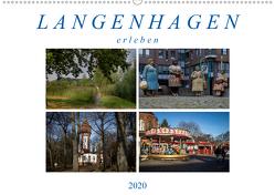 Langenhagen erleben (Wandkalender 2020 DIN A2 quer) von SchnelleWelten