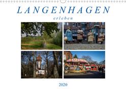 Langenhagen erleben (Wandkalender 2020 DIN A3 quer) von SchnelleWelten