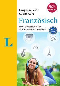 Langenscheidt Audio-Kurs Französisch – Gratis-MP3-Download inklusive von Langenscheidt,  Redaktion