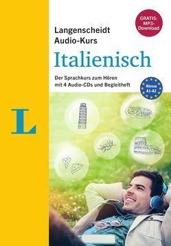 Langenscheidt Audio-Kurs Italienisch – Gratis-MP3-Download inklusive von Langenscheidt,  Redaktion